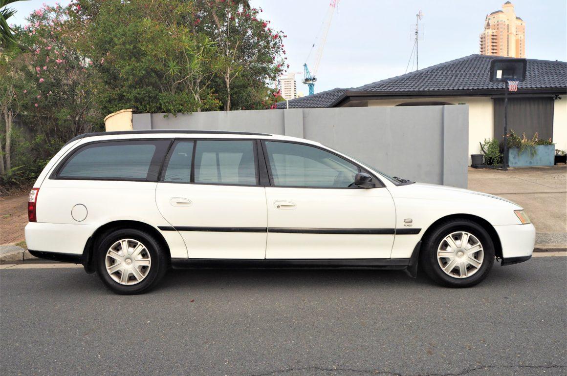 Holden Commodore, Gold Coast 2020