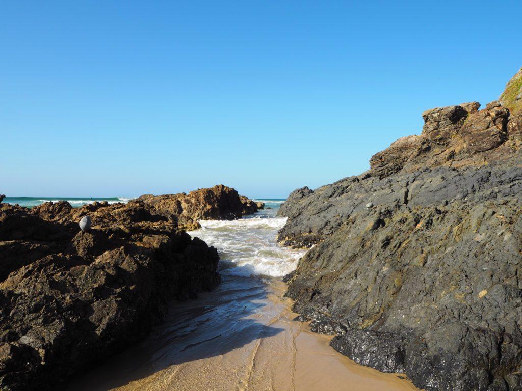 Wategos Beach, Byron Bay, 2020