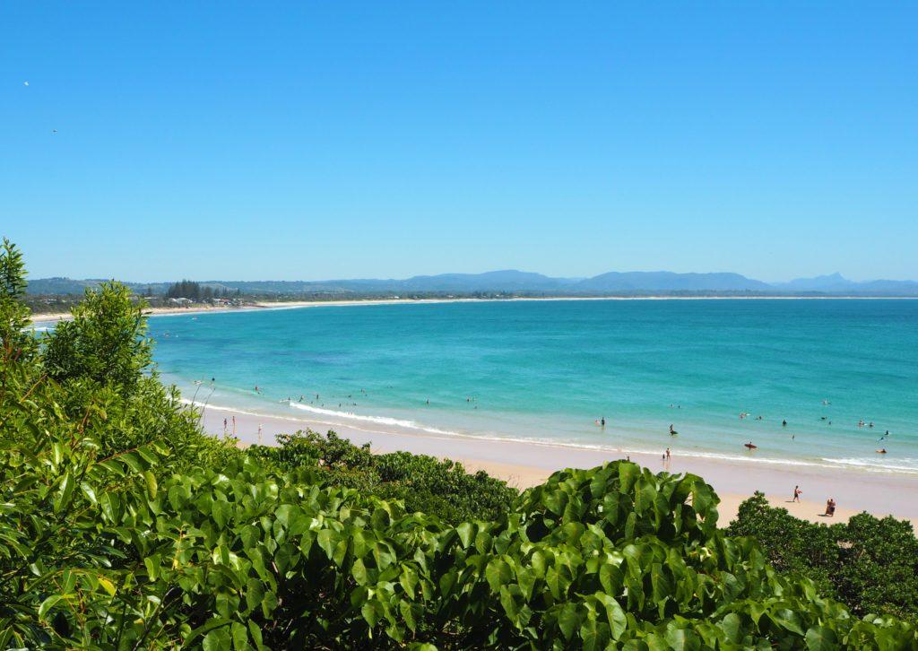 Clarkes Beach, Byron Bay, 2020