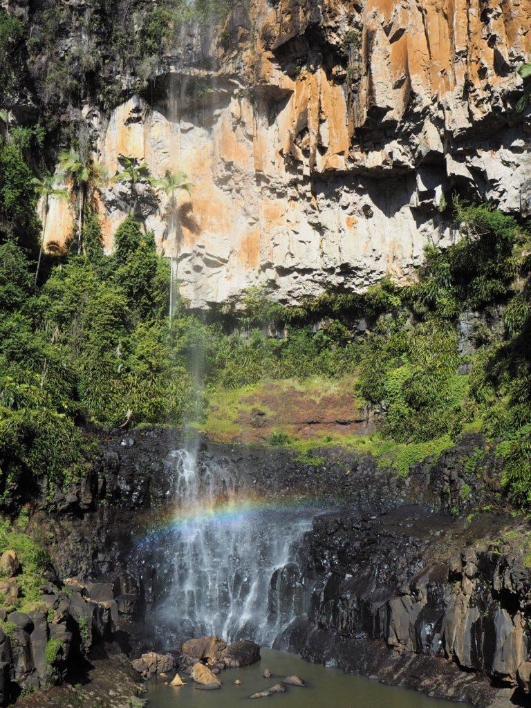 Purling Brook Falls, Springbrook National Park, Gold Coast, 2020