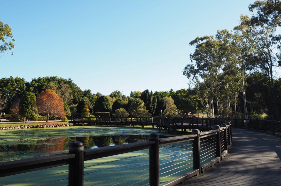 Botanická regionální zahrada Gold Coast